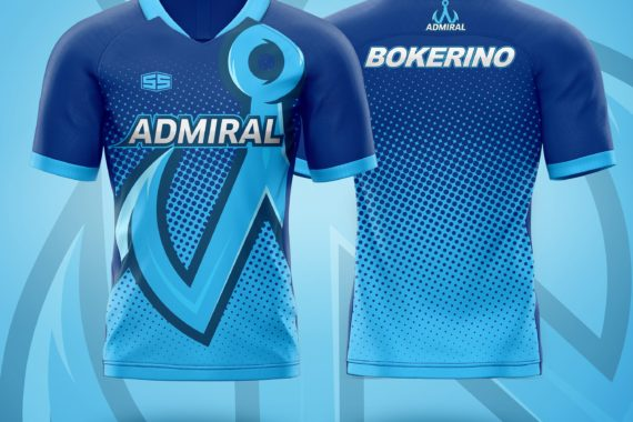 f7b2d8a1d Admiral Dota Full Sublimation Jersey