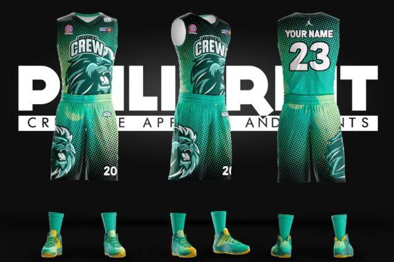 4a720fe10ea Filipino Crew Full Sublimation Basketball Jersey