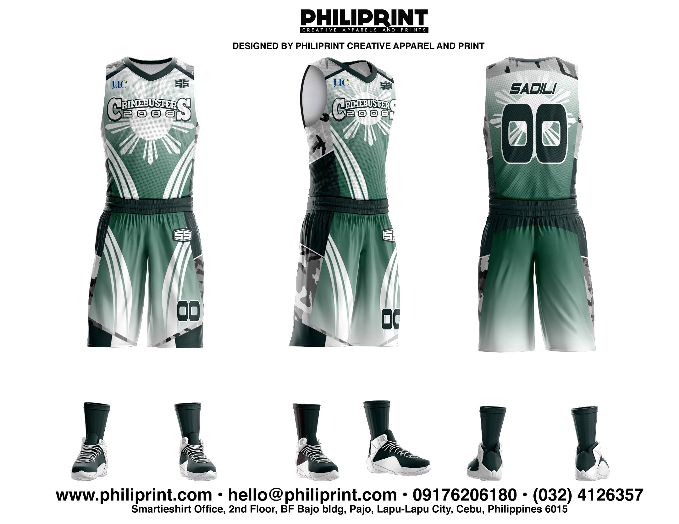 buy popular cac05 b8eaf Crimebusters Full Sublimation Basketball Jersey – Philiprint
