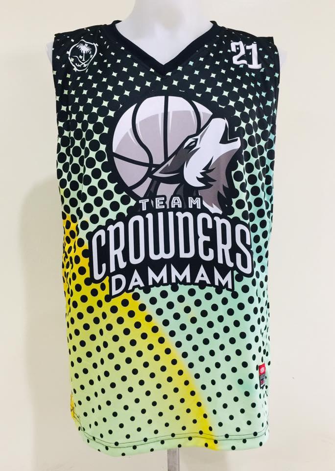734e0ebc6fc Team Crowders Full Sublimation Basketball Jersey – Philiprint